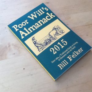 Poor Will's Almanack for 2015